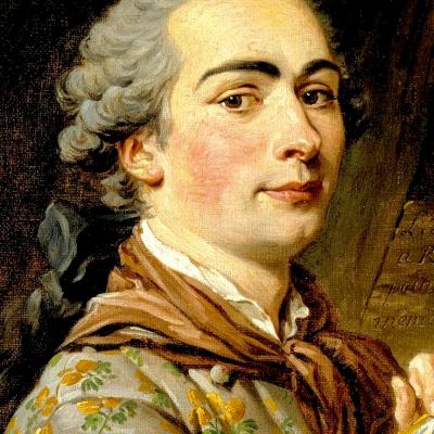 Retrato del artista
