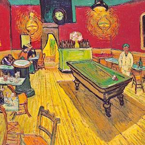 Le Café de nuit