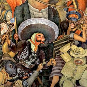 Carnaval de la vida mexicana