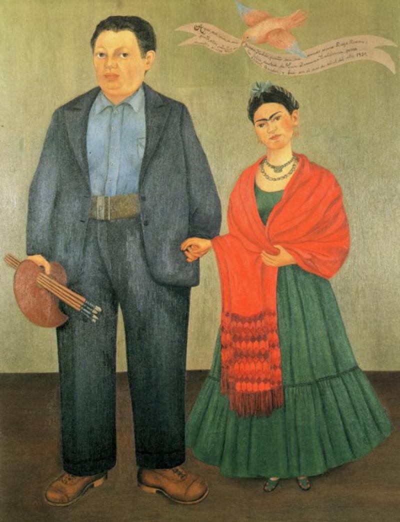 Diego y Yo - Frida Kahlo - Historia Arte (HA!)