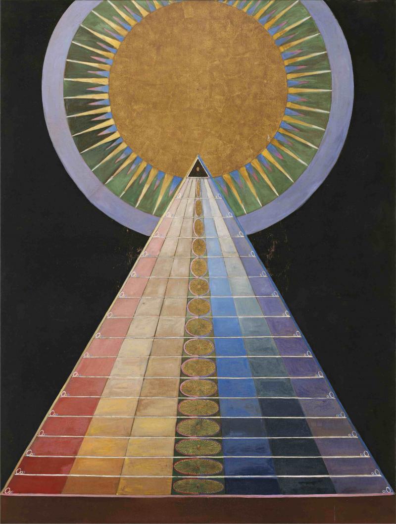 Altarbild, nr 1.
