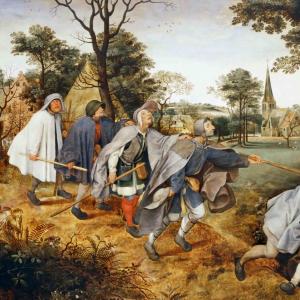 De parabel der blinden