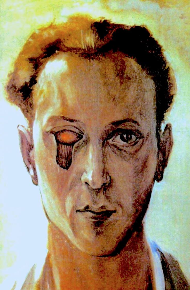 Autoportret premoniție