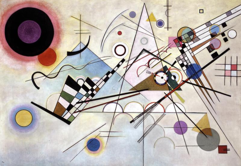 Komposition 8