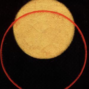 Цветная сфера и круг