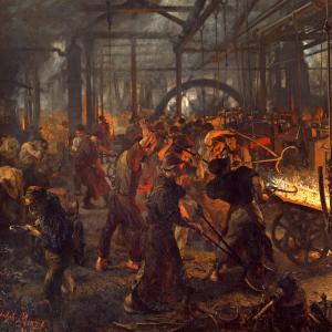 Das Eisenwalzwerk (Moderne Cyclopen)