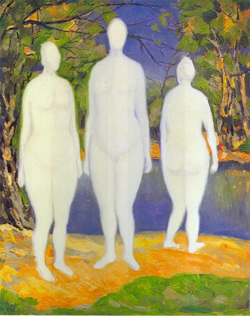 купальщики