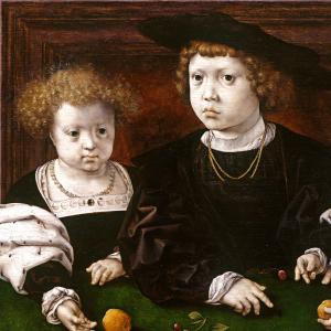 Los hijos de Christian II de Dinamarca