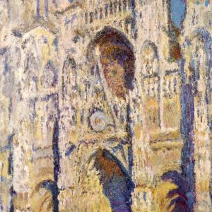 Série des Cathédrales de Rouen