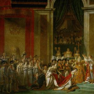 Le Sacre de Napoleón