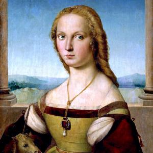 Dama col liocorno