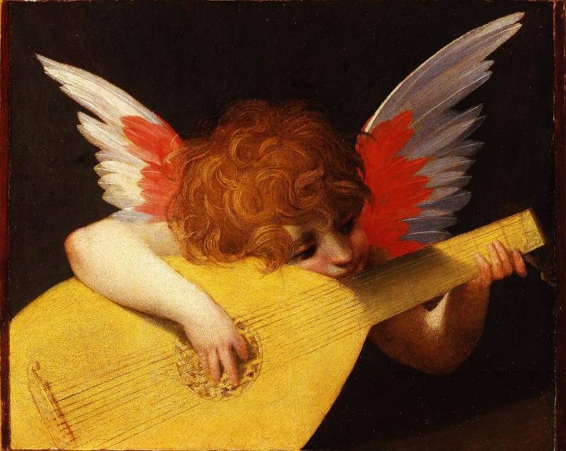 Angelo musicante