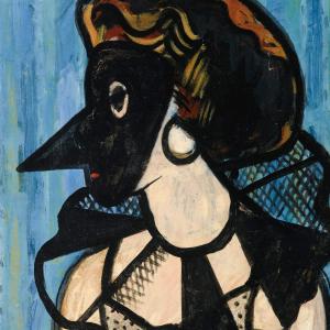 La Femme au Masque