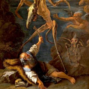 La Tentazione di Sant'Antonio