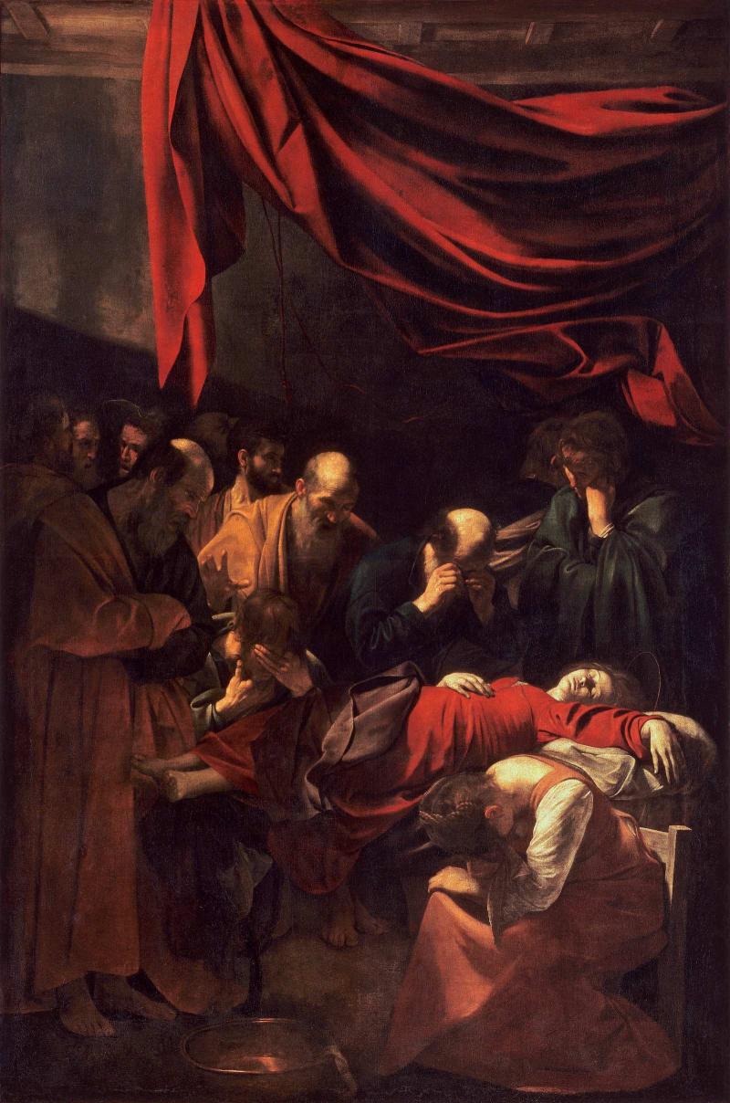 Morte della Vergine