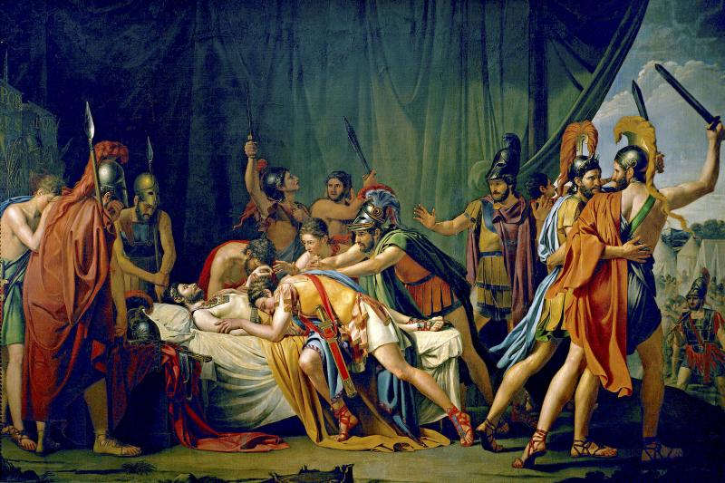 La muerte de Viriato