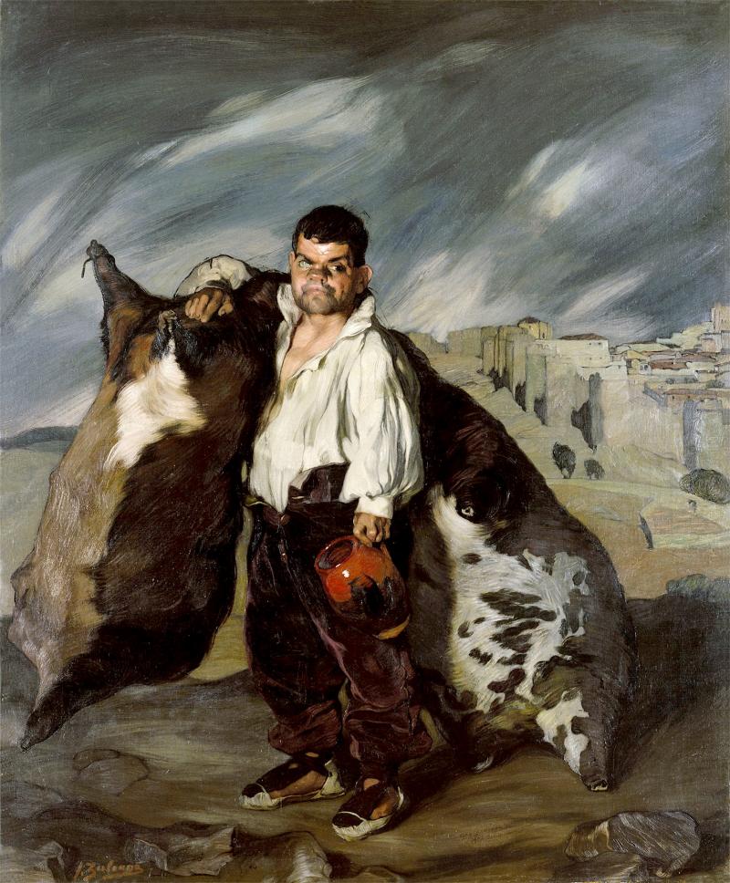 El enano Gregorio el botero
