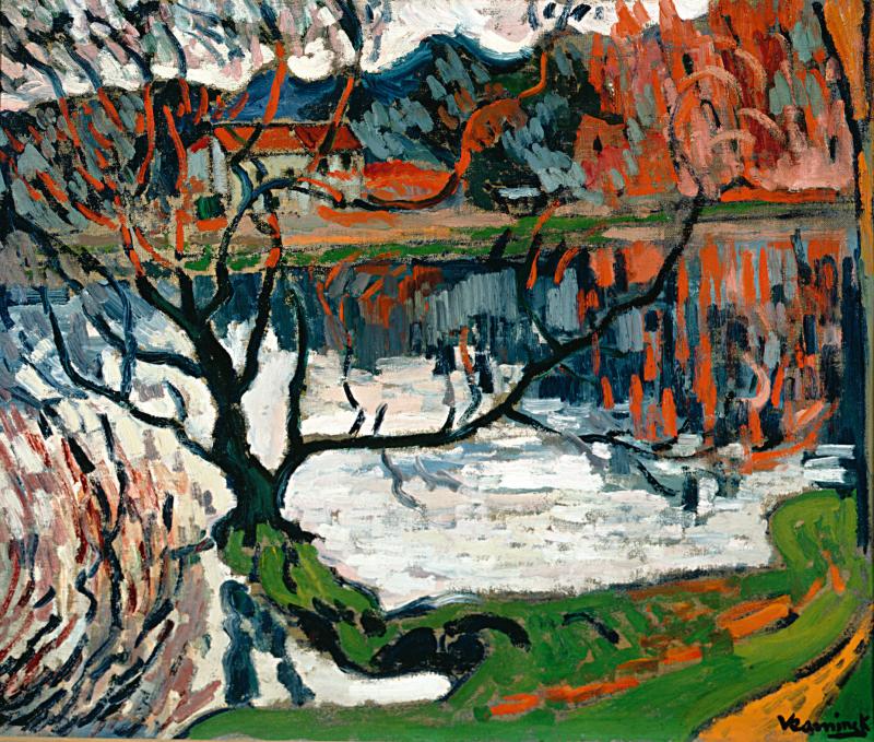 Chaville, étang d'Ursine