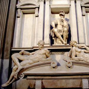 Tomba di Lorenzo e di Giuliano de' Medici