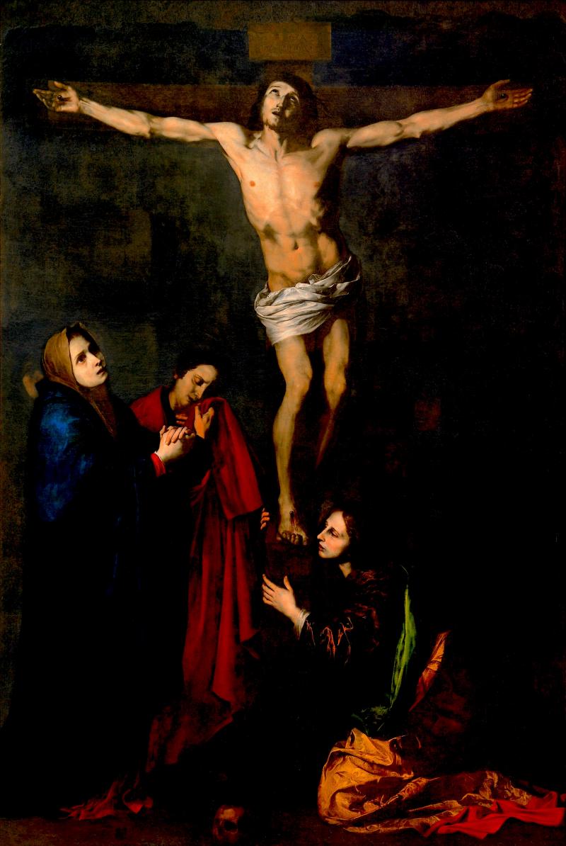 o Expiración de Cristo