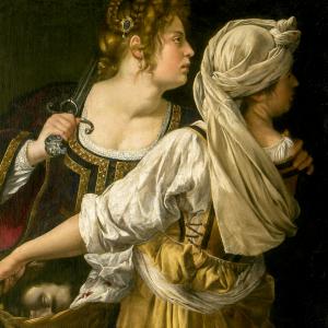 Giuditta e la sua ancella