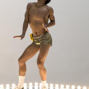 Untitled (Go-Go Dancing Platform)