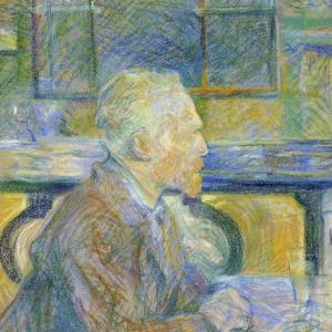 Portrait de Vincent van Gogh