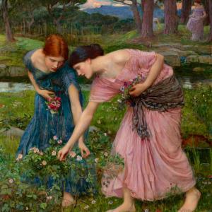 Gather Ye Rosebuds While Ye May