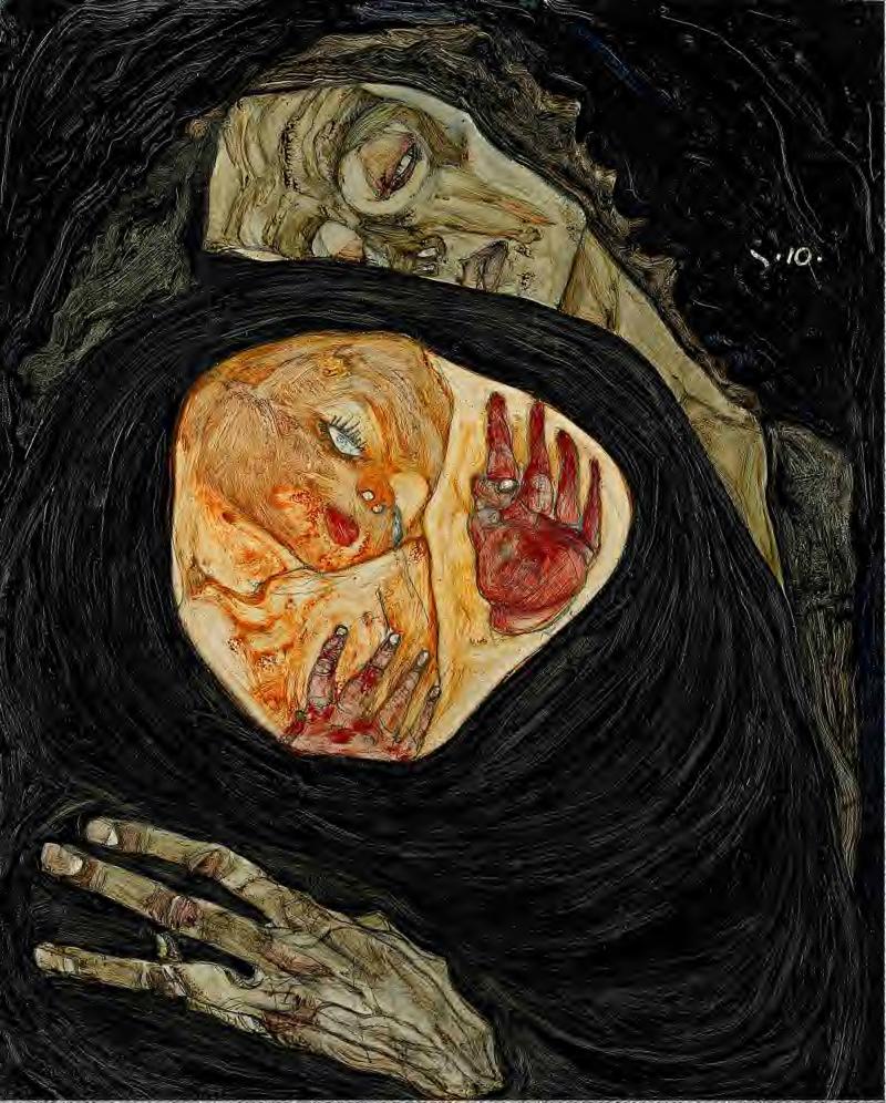Tote Mutter