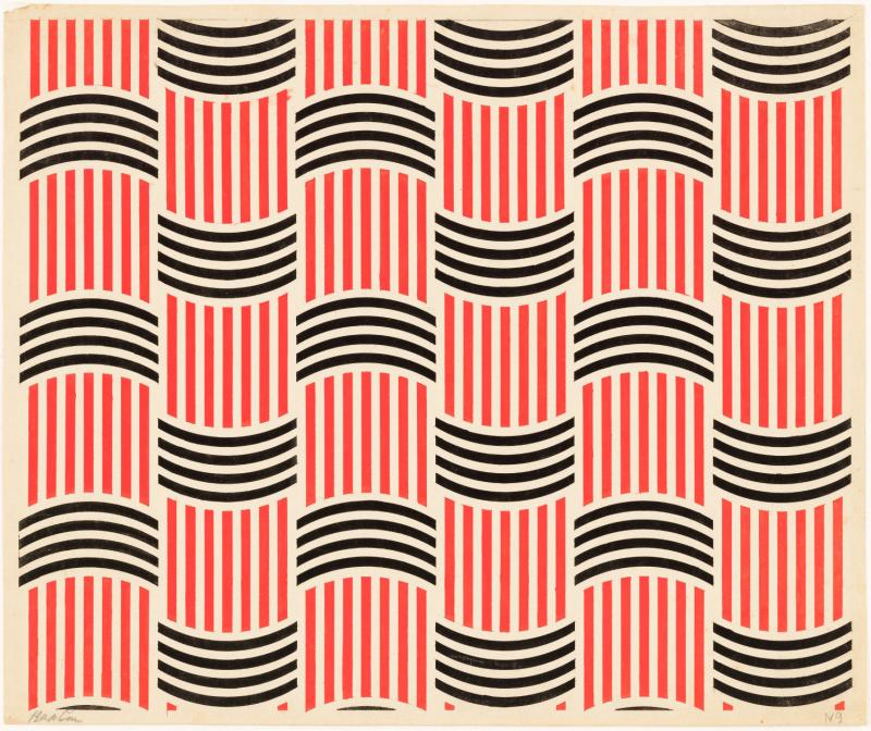 текстильные дизайны для советского гражданина