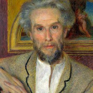 Portrait de Victor Chocquet