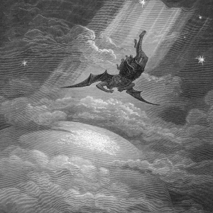 Me miserable! Which way shall I fly, Infinite wrath, and infinite despair? (Paradise Lost)
