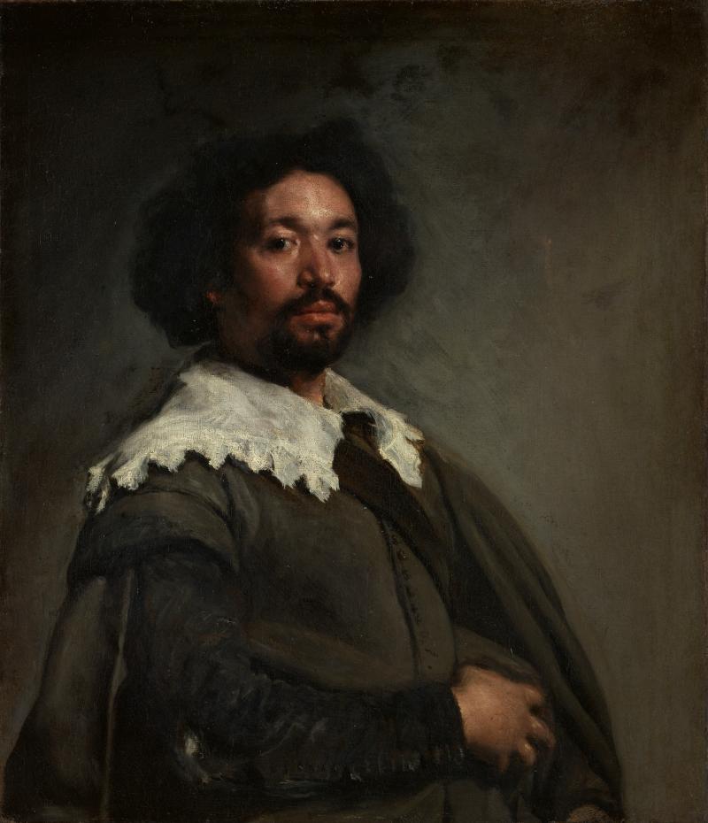 Retrato de Juan de Pareja