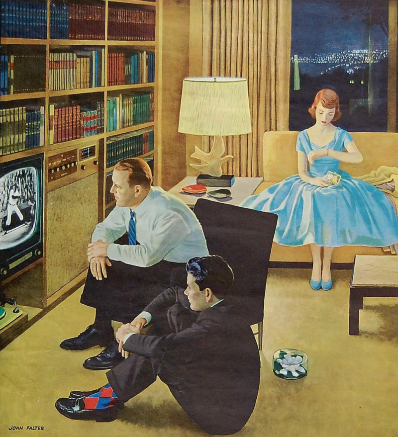 Date with the Television
