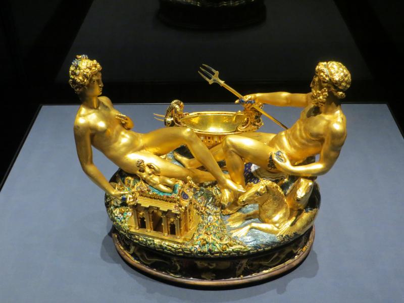 Saliera di Francesco I di Francia