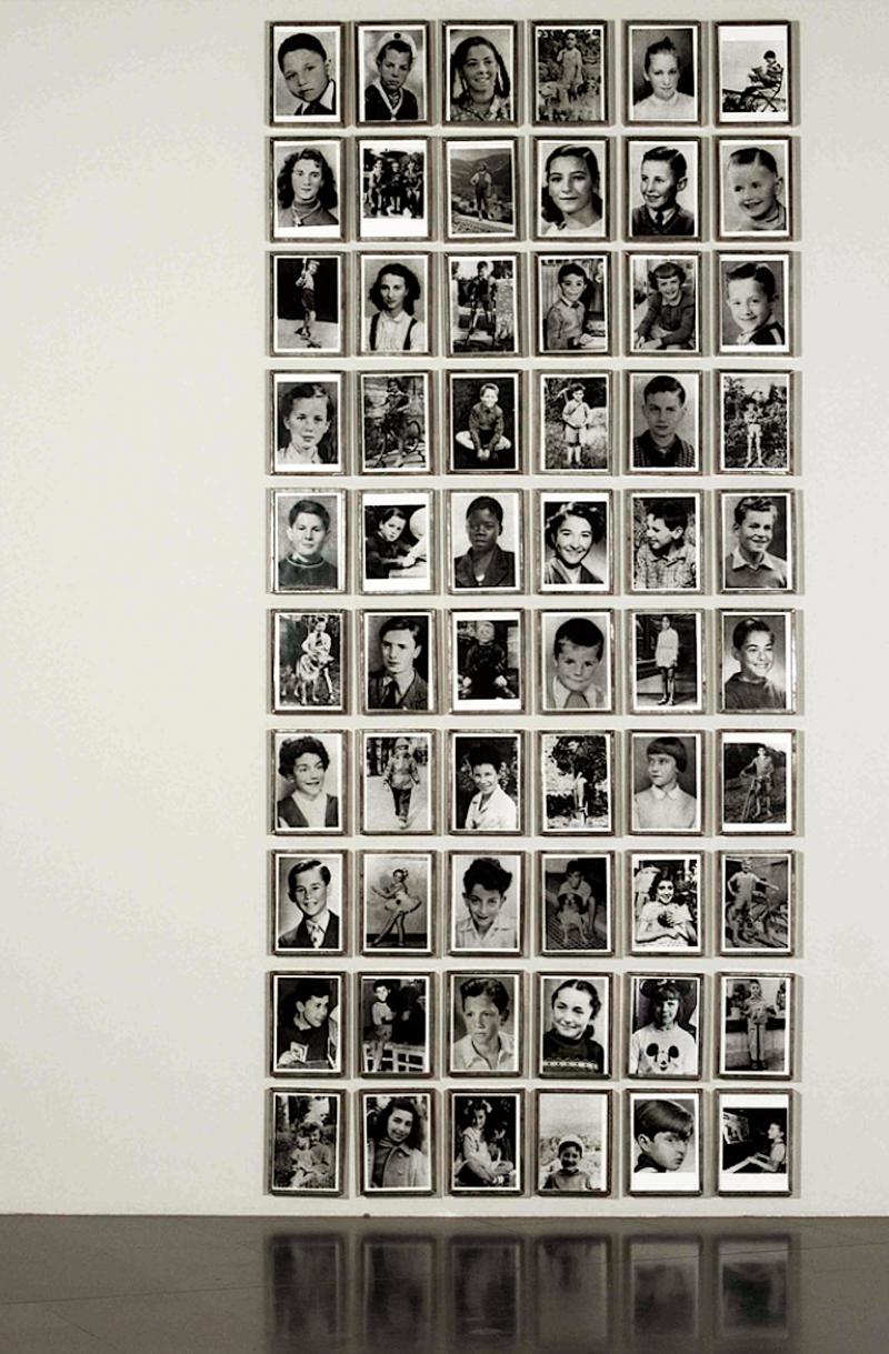 Les 62 membres du Club Mickey en 1955, les photos préférées des enfants