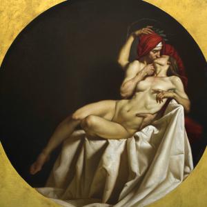 Il bacio di Dante e Beatrice
