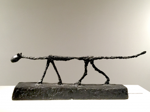 El gato - Alberto Giacometti - Historia Arte (HA!)