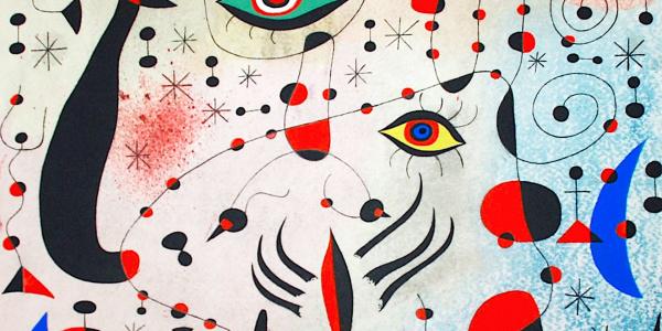 Signos y constelaciones enamorados de una mujer - Joan Miró - Historia Arte  (HA!)
