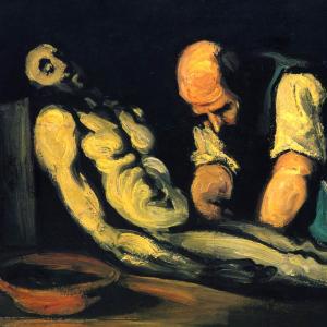 Préparation pour The Funeral (L'autopsie)