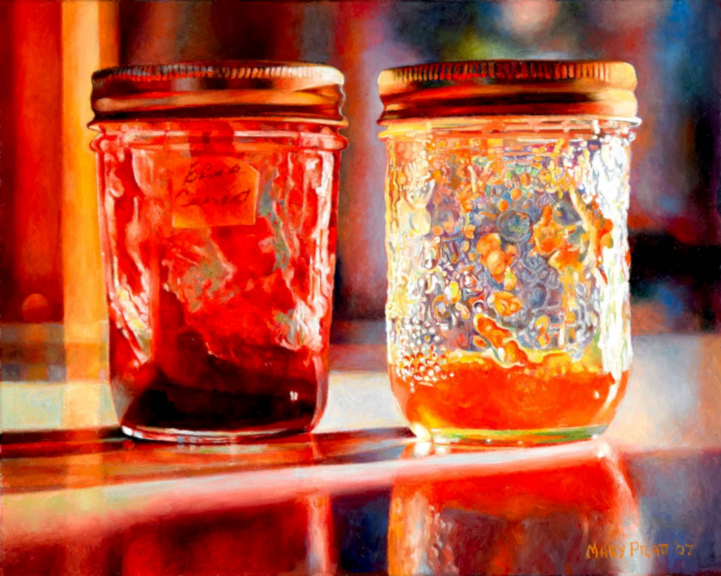 Smears of Jam, Lights of Jelly