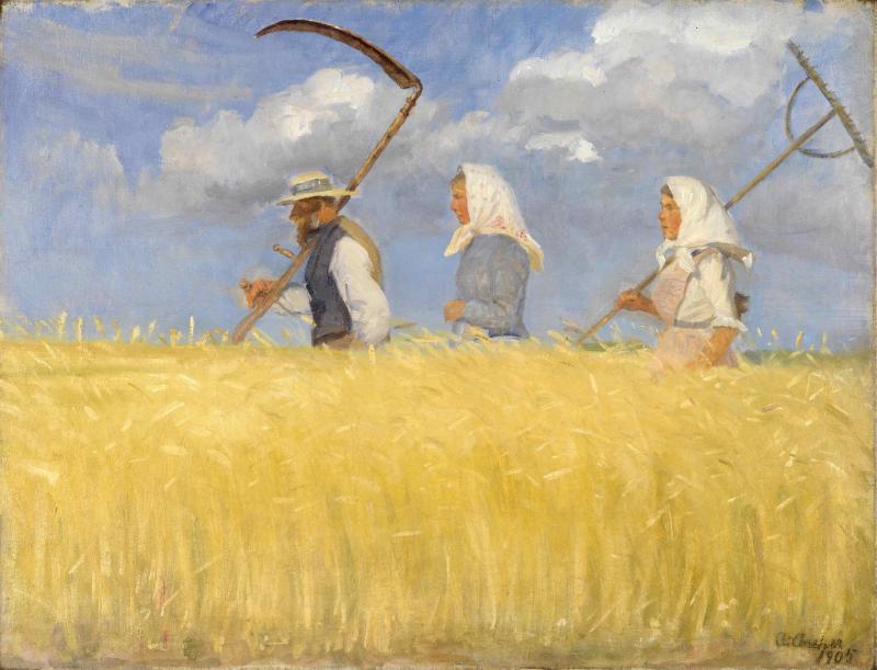 Høstarbejdere
