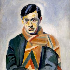 Portrait de Tristan Tzara
