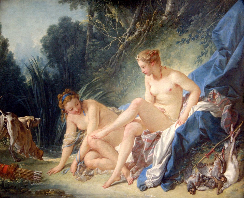 Rococó, el sensual y exótico movimiento de la Francia aristocrática del siglo XVIII
