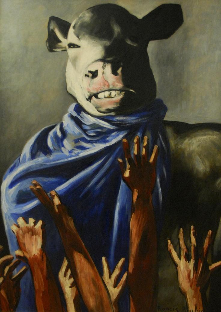 L'Adoration du veau