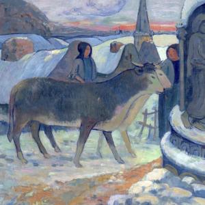 Nuit de Noël (La bénédiction des Bœufs)