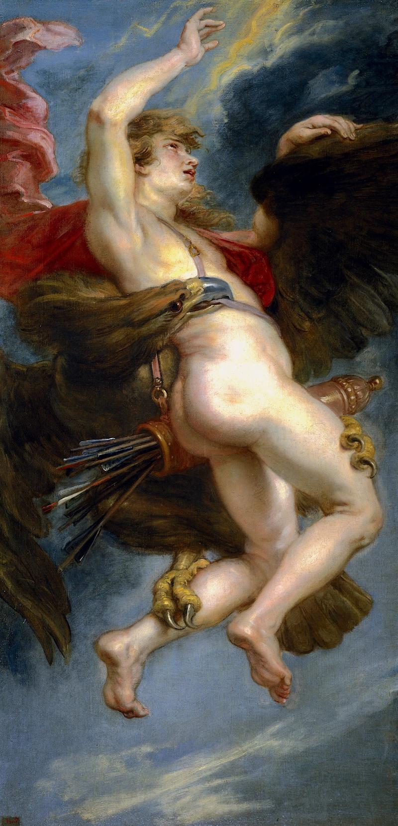 Verkrachting van Ganymedes