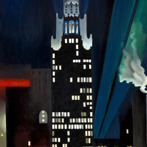 Radiator Building — Night New York,