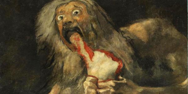Saturno Devorando A Su Hijo Francisco De Goya Historia