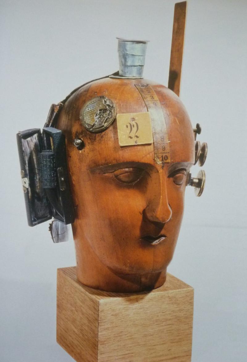 Mechanischer Kopf – Der Geist unserer Zeit